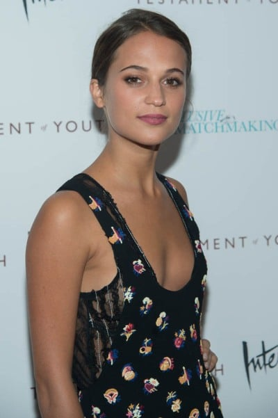 """""""Testament Of Youth"""" New York Premiere"""